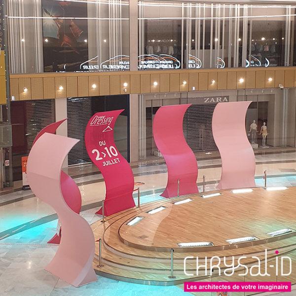 Vide-Dressing- Centre commercial Au Shopping
